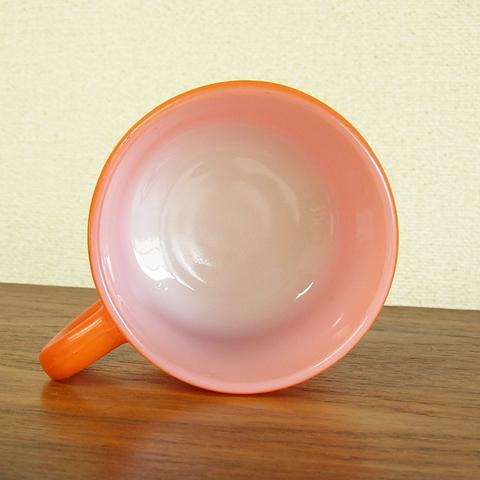 ミルクガラス マグ フェデラル