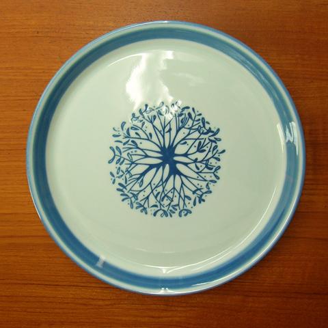 デンマーク食器デシレ大皿