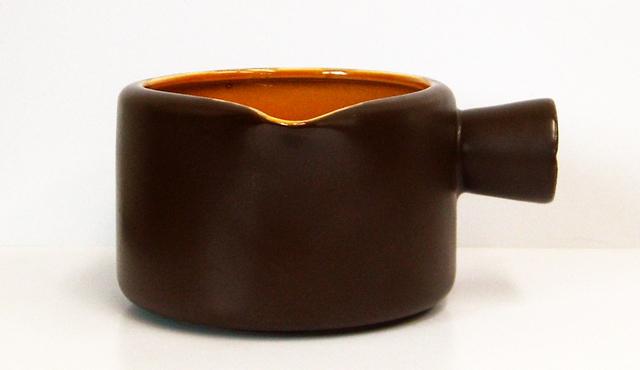 アンティーク陶器ソースパン