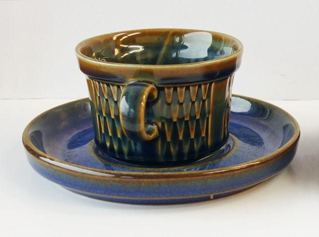 デンマークSOHOLMコーヒーカップ