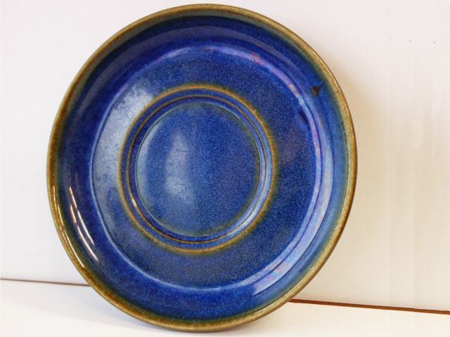 ヴィンテージ陶器ソーサー