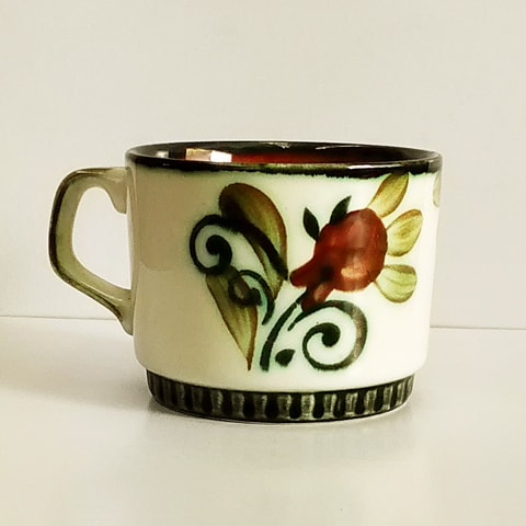 BOCHコーヒーカップ アルジャントゥイユ