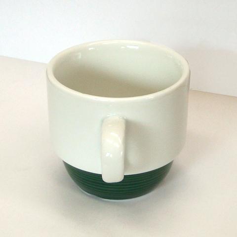 ビンテージ食器 コーヒーカップmosa