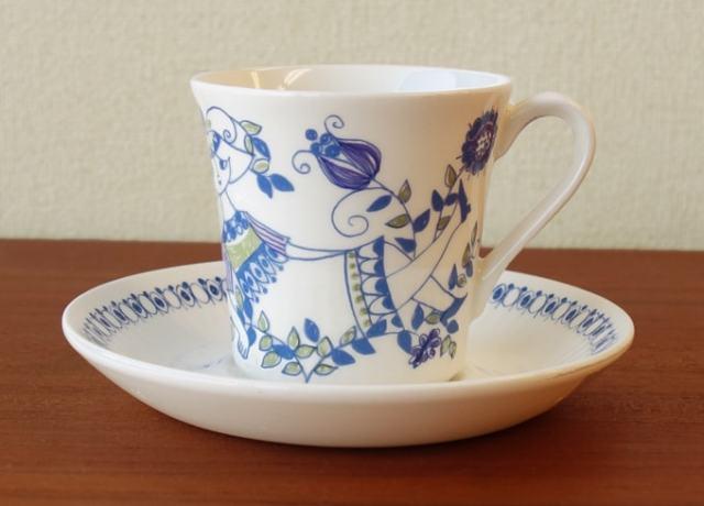 Figgijoカップ&ソーサー フィッギオ