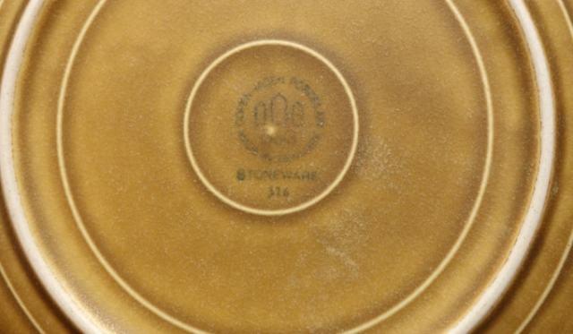 Jens.H.Quistgaard 皿 21cm
