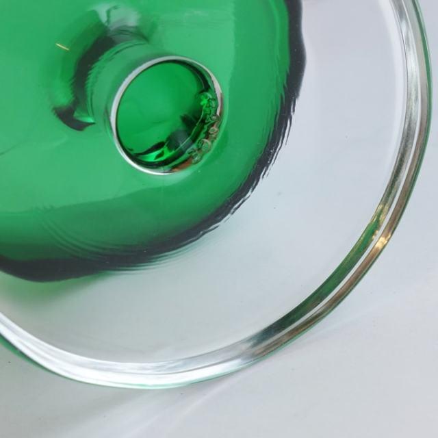 フランス製ヴィンテージガラス刻印