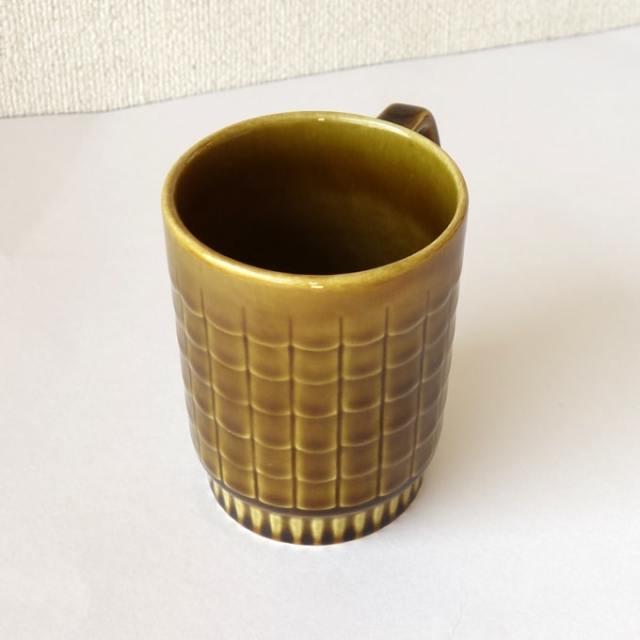 ベルギーBOCH陶器マグ