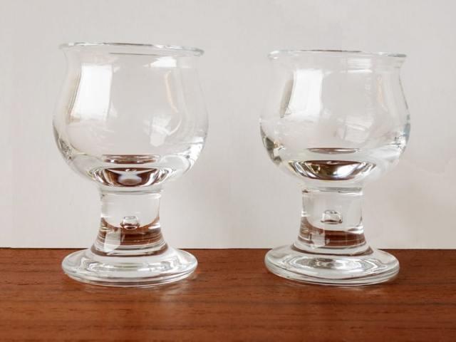 Holmegaard ビンテージグラスセット