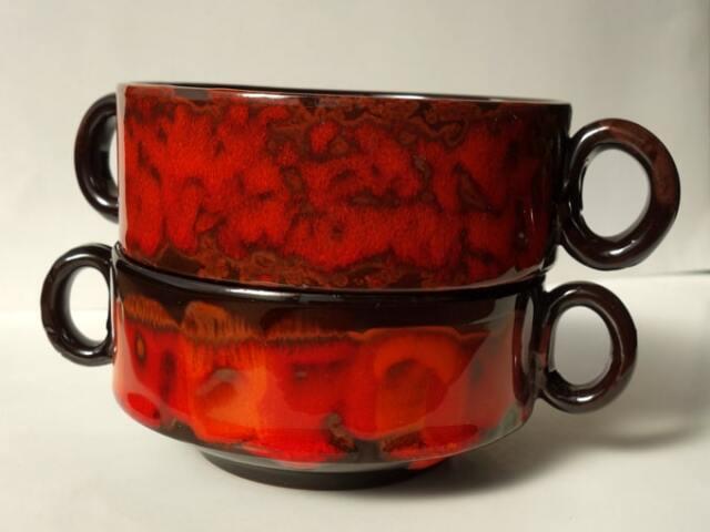 ヴィンテージ食器 スタッキングカップ スープ用