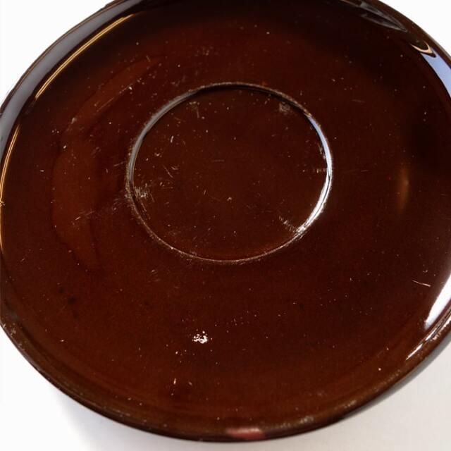 ビンテージ陶器ソーサー コンディション