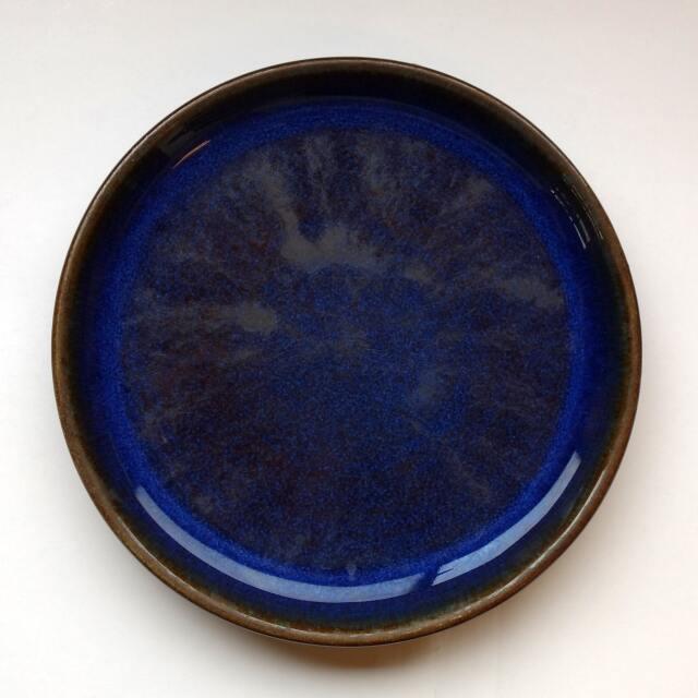 ヴィンテージ食器SOHOLMケーキ皿