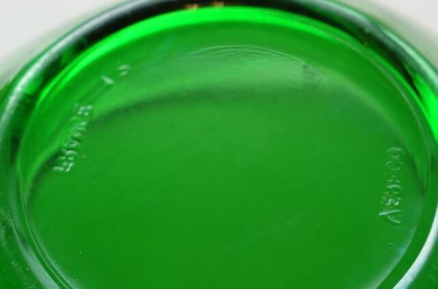 VERECOガラス刻印 フランス製ボウル