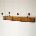 ヴィンテージ壁掛けコートハンガー