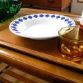 tw0169 フランスアンティーク L Amandinoiseのスープ皿 *amber design*北欧中古家具やビンテージ雑貨等のインテリア通販