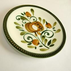 tw0218ベルギーBOCHのArgenteuilプレート*amber design*北欧家具やビンテージ雑貨等のインテリア通販