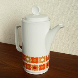 ビンテージ陶器ティーポット ドイツ製