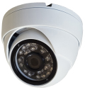 【防犯カメラ】マザーツール 2メガピクセルフルハイビジョン高画質防水ドーム型AHDカメラ(MTD-W308AHD)ホワイト 夜間撮影可能
