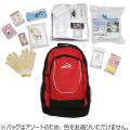 【送料無料】アメニティーコーポレーション 非常時に役立つ バッグ付防災15点セット