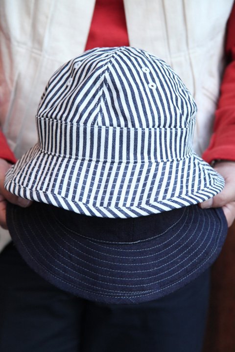 TROPHY CLOTHING/トロフィークロージング 「Daisy Mae Hat」 アーミーハット