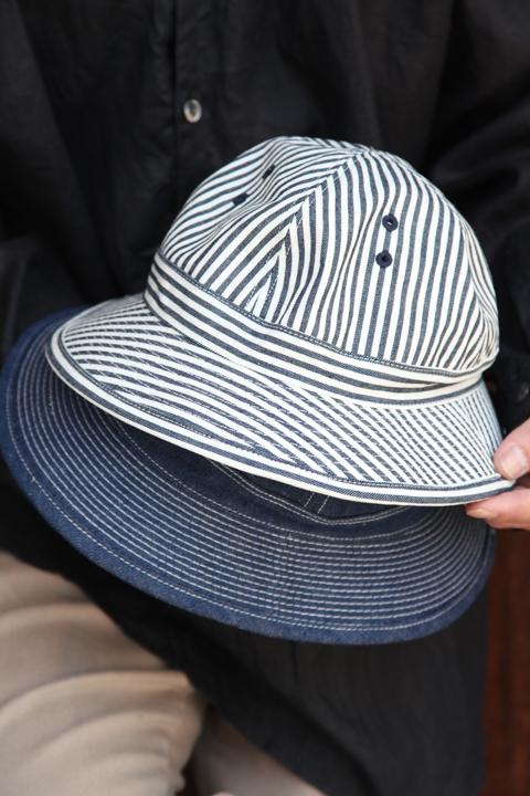 BLACK SIGN/ブラックサイン  「Daisy Hat」  アーミーハット