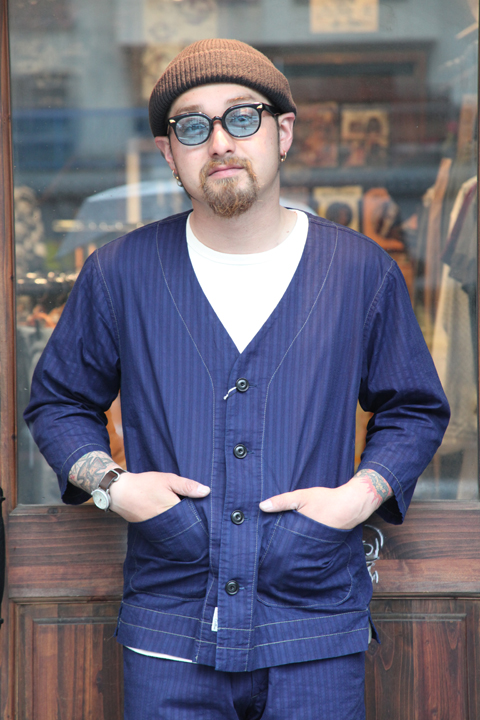 TROPHY CLOTHING/トロフィークロージング  「Dabo Shirts」  ダボシャツ