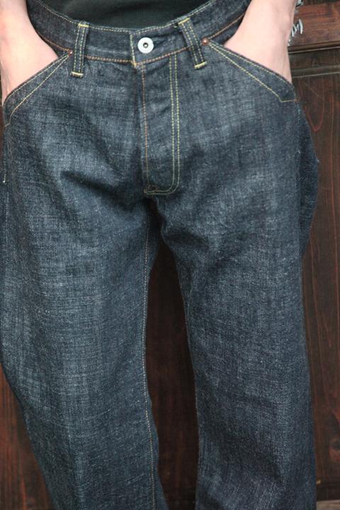 TROPHY CLOTHING/トロフィークロージング  「1605 STANDARD DIRT DENIM」 スタンダードダートデニム