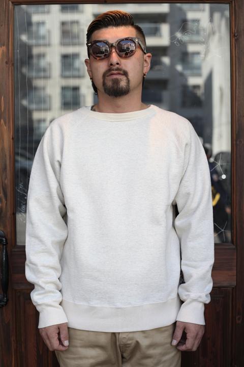 TROPHY CLOTHING/トロフィークロージング  「OD Crew Sweat」  クルーネックスウェット