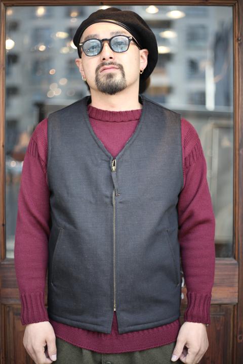 TROPHY CLOTHING/トロフィークロージング 「Blackic Deck Vest」 デッキベスト