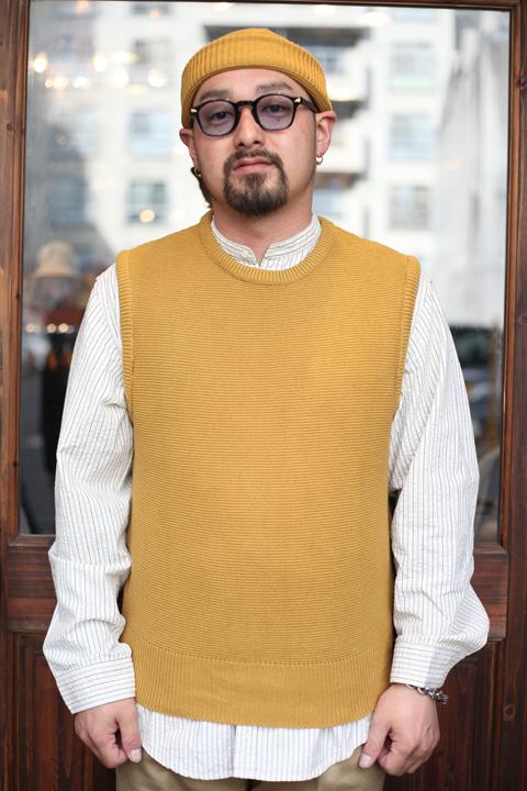 TROPHY CLOTHING/トロフィークロージング  「Red Cross Summner Vest」 サマーベスト