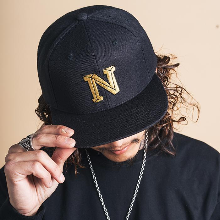 NASTOYS/ナストイズ 「 FINK CAP 」 スナップバックキャップ