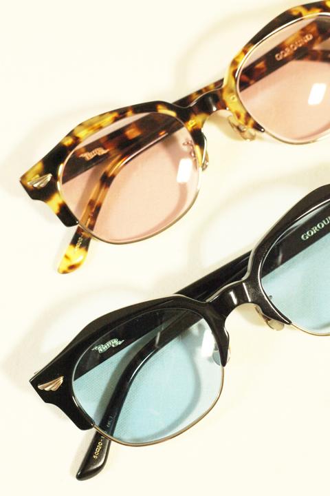 GROOVER/グルーバー    「GOROUND」    アセテート×メタル製眼鏡