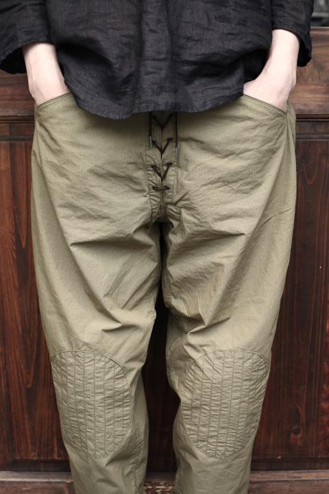 BLACK SIGN/ブラックサイン   「Athletic Summer Pants」  アスレチックパンツ