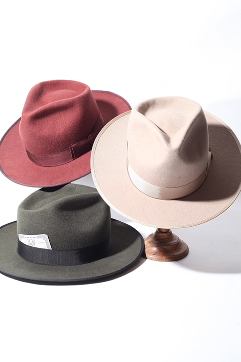 THE H.W. DOG & CO × AMERICAN WANNABE  「 LIMITED ANTELOPE HAT 」 アンテロープハット