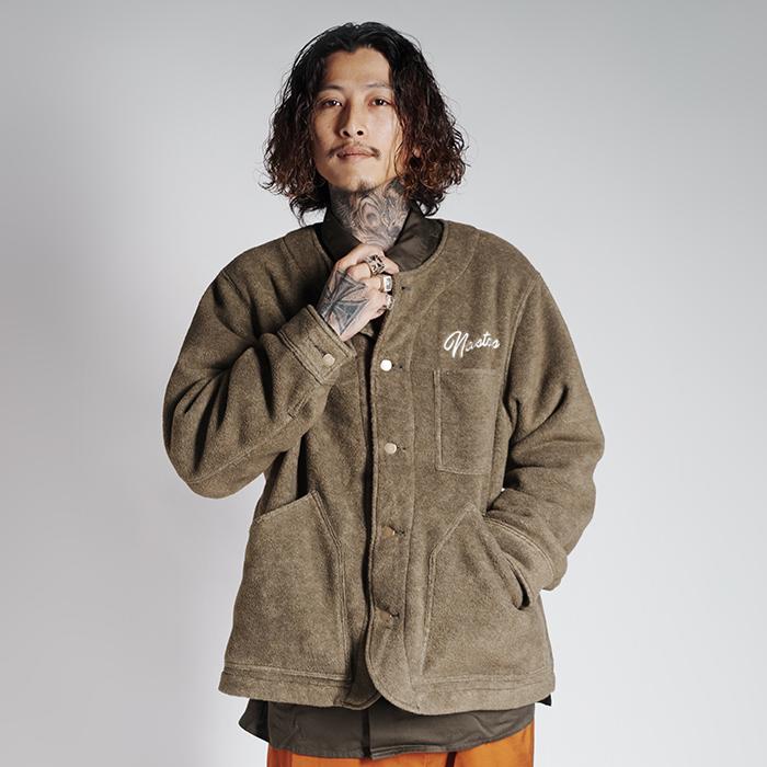NASTOYS/ナストイズ 「Engineer Jacket」 フリースエンジニアジャケット