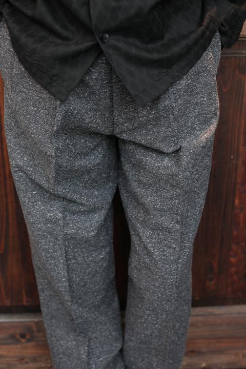 GANGSTERVILLE/ギャングスタービル  「CLASSIC PARLOR -  PANTS」 ウールスラックス