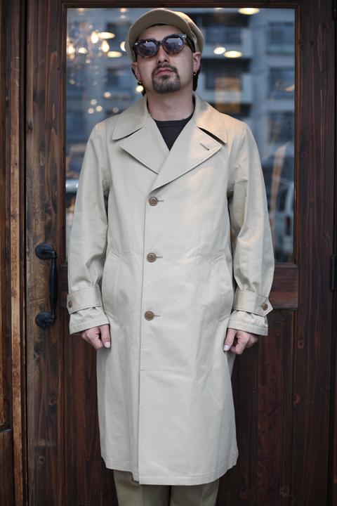 TROPHY CLOTHING/トロフィークロージング   「USN Rain Coat」  レインコート