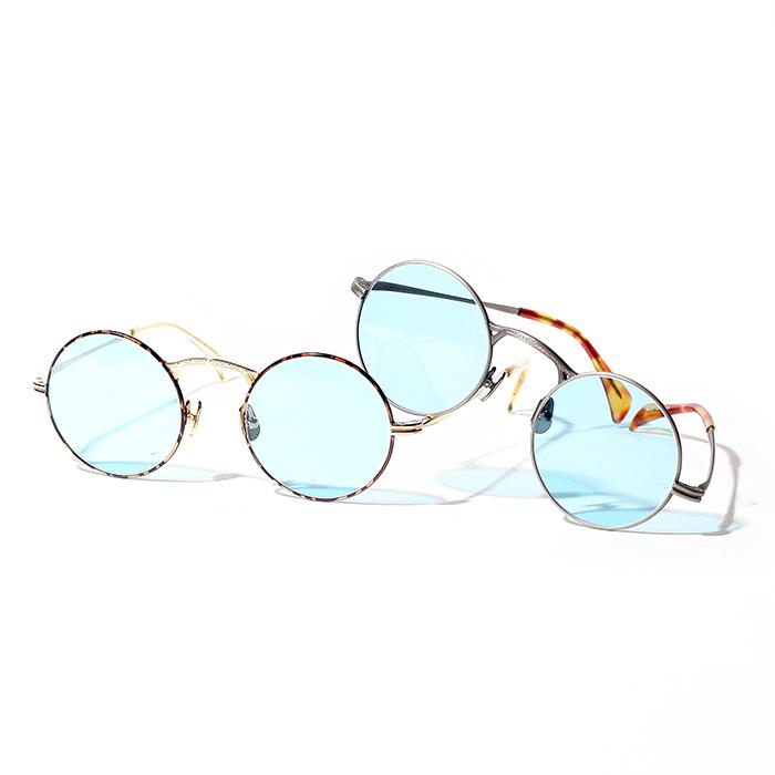 GROOVER   「 JOHAN 」   メタル製ラウンド眼鏡