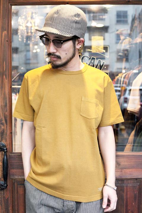 TROPHY CLOTHING/トロフィークロージング 「OD Pocket Tee」 ポケットTシャツ
