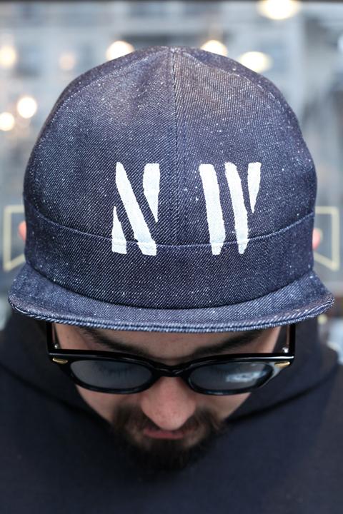NORTH NO NAME/ノースノーネーム  「WW 2 CAP」 アーミーキャップ