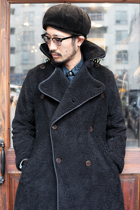 BLACK SIGN/ブラックサイン 「CDS Boa Coat 」 ボアコート