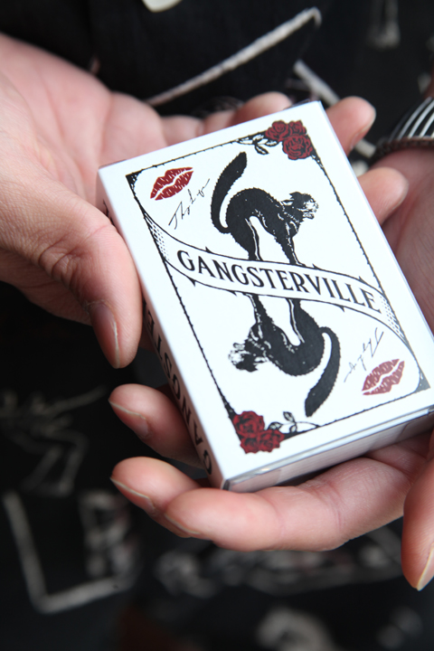 GANGSTERVILLE/ギャングスタービル   「THUG QUEEN - PLAYING CARDS」   オリジナルカード