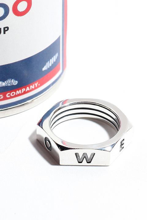 WEIRDO JEWELRY/ウィアードジュエリー  「NUT - RING」  ナットリング