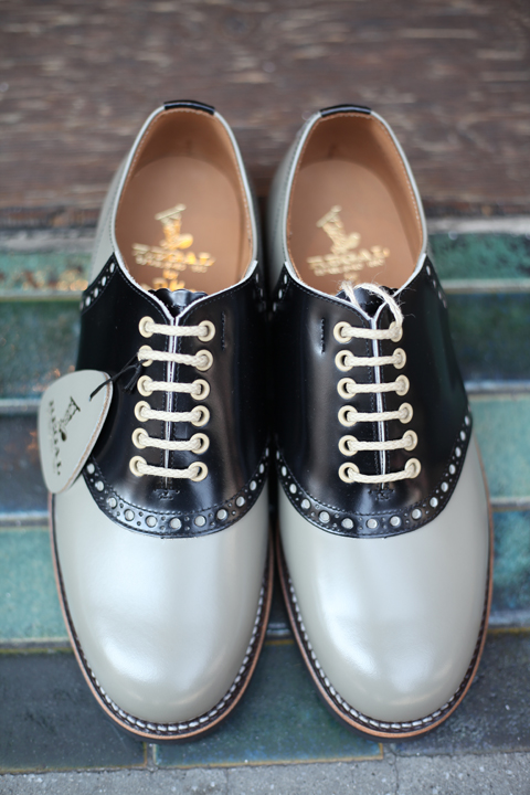 REGAL×GLAD HAND 「SADDLE SHOES」 2TONE サドルシューズ