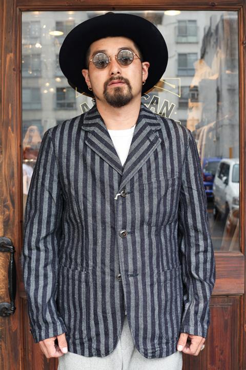 The Stylist Japan/ザスタイリストジャパン   「KAIHARA Denim Jacket」   デニムジャケット