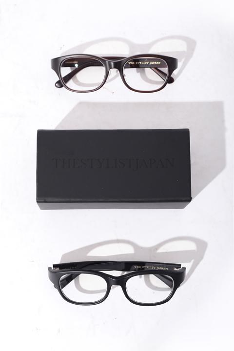 HAKUSAN×The Stylist Japan  「 WINSTON 」   眼鏡