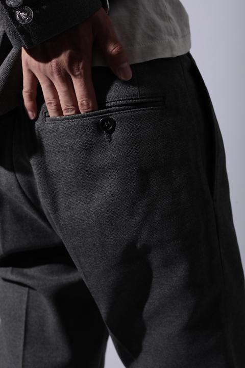 The Stylist Japan/ザスタイリストジャパン   「 NEW HopSack (Stretch Fabric) 」   ホップサックスラックス