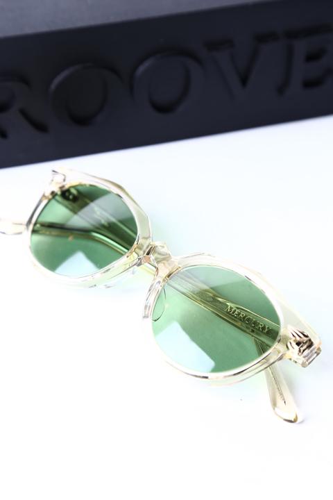 GROOVER/グルーバー    「MERCURY」    アセテート眼鏡