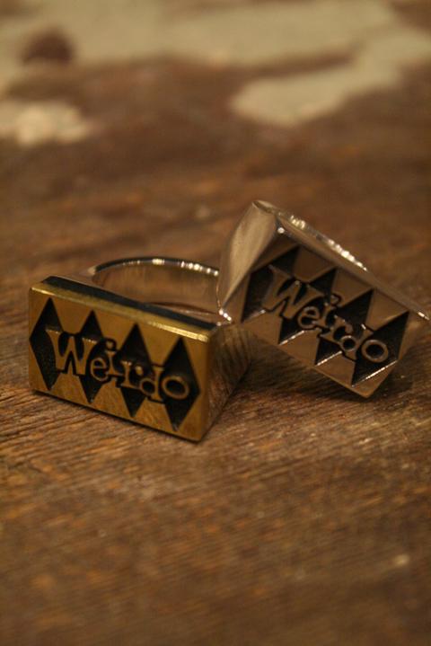 WEIRDO  「SIG-RING」  リング