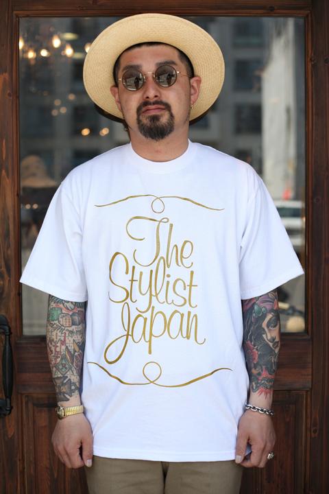 The Stylist Japan/ザスタイリストジャパン 「Cotton LOGO S/S T SHIRTS」 コットン S/S Tシャツ
