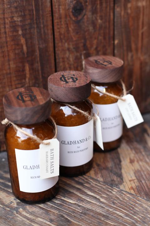 GLAD HAND/グラッドハンド   「GH BATH SALT」   入浴剤